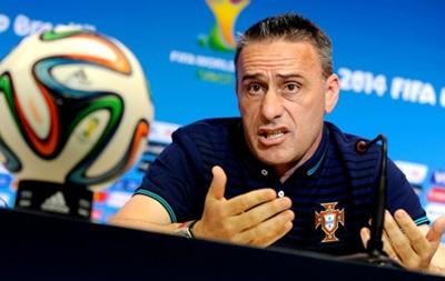Тренер сборной Португалии ушел в отставку