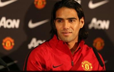 Манчестер Юнайтед выкупит Фалькао, если он забьет пять голов - источник