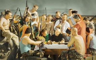 Украинцы напишут письмо Путину