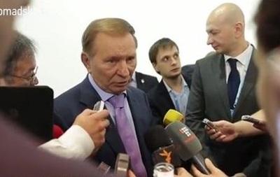 Кучма: Под минским протоколом не было подписей глав  республик