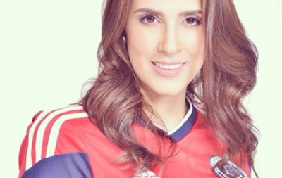 Жена новичка Реала будет играть за  Мадрид
