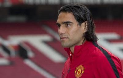 Фалькао: Всегда мечтал играть в таком клубе, как Манчестер Юнайтед