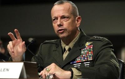 Обама назначит генерала морской пехоты координатором борьбы с Исламским государством