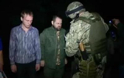 Как обменивают пленных в Донецке - репортаж