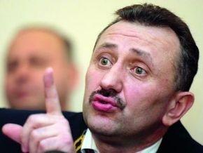 Ъ: Прокуратура принялась за жену Зварича