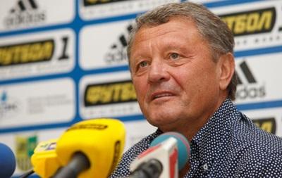 Тренер Днепра: С удовольствием приехал в Харьков
