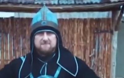 Кадыров стал киноактером
