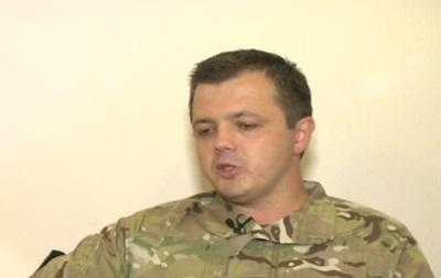 Семенченко рассказал о потерях батальона  Донбасс