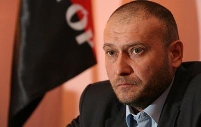 Ярош примет участие в парламентских выборах в мажоритарном округе