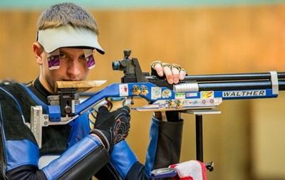 Украинские стрелки добывают вторую лицензию на Олимпиаду в Рио