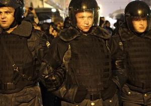 Акция оппозиции в Москве завершена, половина участников задержаны