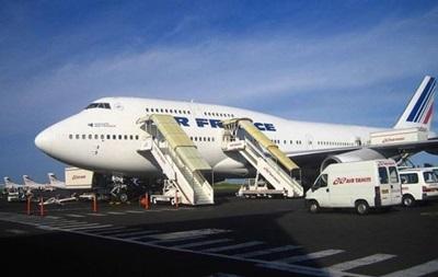 Air France отменила половину рейсов из-за забастовки пилотов
