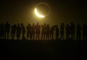 Новости науки: В Австралии тысячи людей наблюдали за кольцевым затмением
