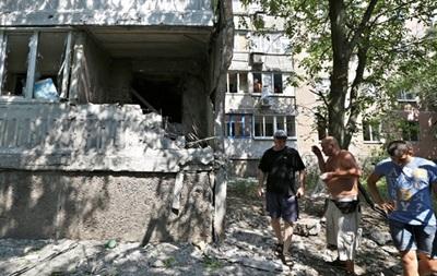 В Донецке в результате обстрелов погибли трое мирных жителей