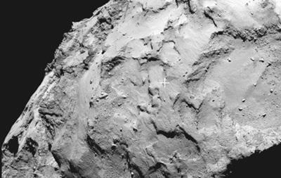 Rosetta: место для посадки на комету найдено - репортаж