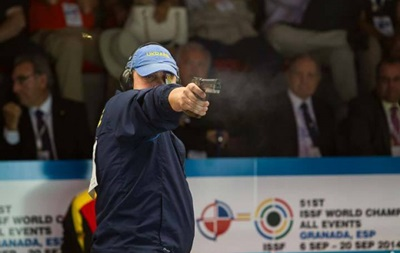 Украинские стрелки выиграли золото чемпионата мира