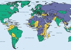 Freedom House назвал Украину свободной страной