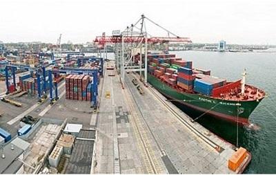 В украинских морских портах увеличилась перевалка грузов
