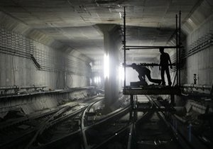 Киевское метро модернизируют по японским технологиям