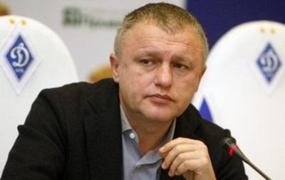 Игорь Суркис пообещал помочь в организации похорон Андрея Гусина