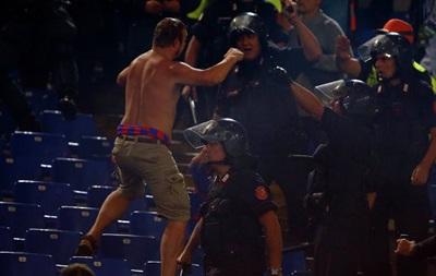 Фанат ЦСКА получил ножевые ранения в Риме перед матчем Лиги чемпионов
