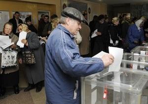 В Черкассах пройдут повторные выборы