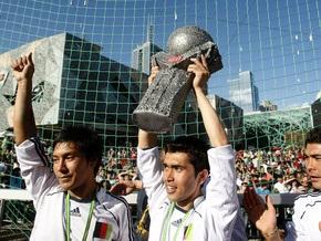 Афганские бомжи обыграли россиян в финале ЧМ по футболу