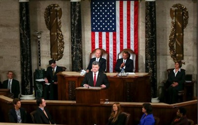 Порошенко попросил США создать фонд для инвестиций в Украину