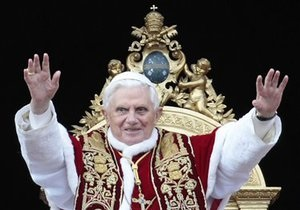 Папа Римский поздравил католиков всего мира с Рождеством