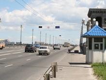 В Киеве на мостах через Днепр будут дежурить эвакуаторы