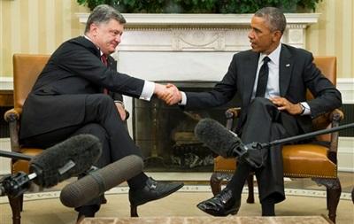 Америка сейчас вместе с людьми в Украине – Обама