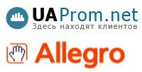 Европейский интернет-холдинг Allegro Group инвестирует в UAProm.net и RUProm.net