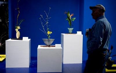 В Киеве покажут японскую икебану