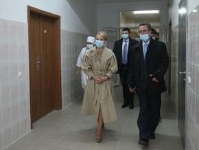 Тимошенко: Ожидаем получить от 1000 до 2000 аппаратов искусственной вентиляции легких