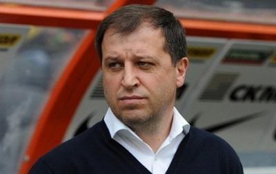 Тренер Зари: Хотим отобрать очки у Шахтера и удивить всю Украину