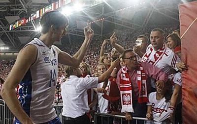 Скандальный российский волейболист назвал польского депутата  дебилом