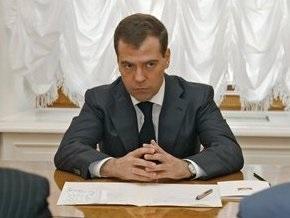 Медведев подписал новый закон о строительстве олимпийских объектов