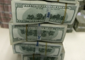 Резервы НБУ за месяц упали почти на миллиард долларов