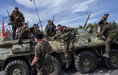 Сепаратисты заявляют о появлении в Донецке  батальона Чечен