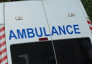 В центре Черкасс произошел взрыв: госпитализирован мужчина