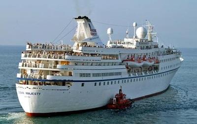 Немецкие туристы посетили Крым на круизном лайнере - СМИ