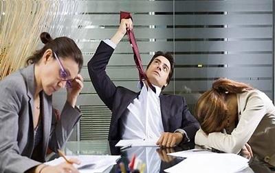 Большинство офисных работников в Украине недовольны своей зарплатой
