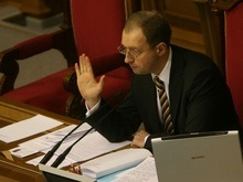 Яценюк: У нас еще будет масса причин после обеда поссориться