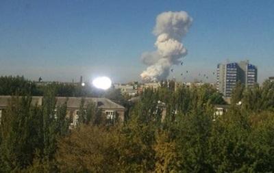 Директор Донецкого химзавода рассказал о последствиях взрыва