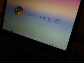 Google представил первую версию  Chrome OS