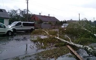 В Ровенской области из-за ливней повреждено более 30 домов