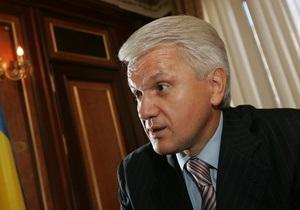 Литвин считает, что Европа натолкнулась на упрямство со стороны Януковича