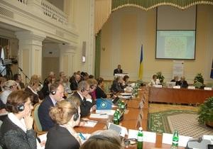 Организаторы образовательного форума в Киеве заявили, что Европа не игнорировала Табачника