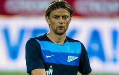 Анатолий Тимощук приступил к тренировкам после травмы