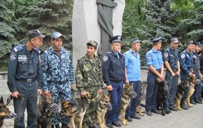 Станции киевского метро будут охранять кинологи с собаками